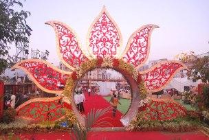 Mirror lotus theme w.gate2